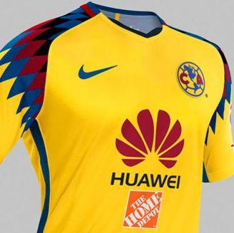 Playera alternativa del América para el Clausura 2018