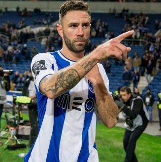 Layún, tras un partido con el Porto