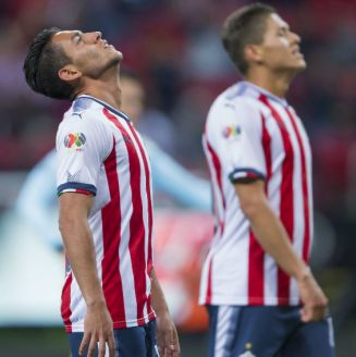 Chivas lamenta empate contra Pachuca durante la J8