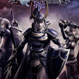 Dissidia NT, el nuevo juego de Square Enix