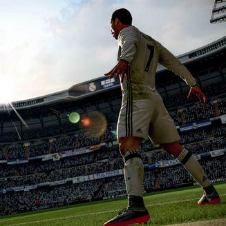Cristiano Ronaldo festeja así en FIFA 18