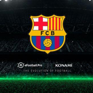 Con esta imagen se anunció la incursión del Barça a los esports