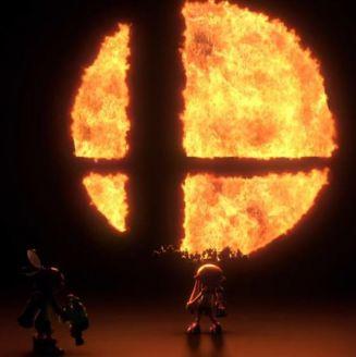 Los inklings de Splatoon harán su aparición en Smash para Switch