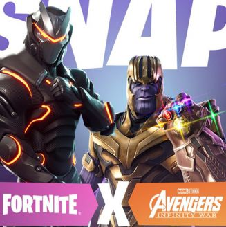 Thanos hace un cameo en el juego de sobrevivencia en línea