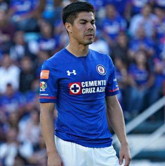 Francisco Silva, durante un partido contra Veracruz