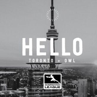 Toronto será uno de los nuevos equipos en la temporada 2019