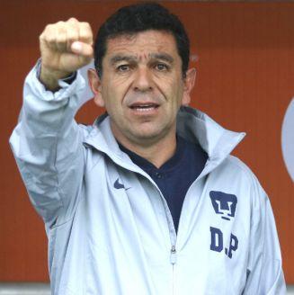 David Patiño, previo a un partido ante Pachuca