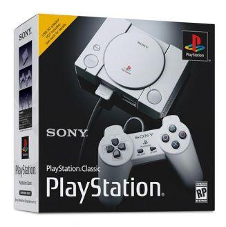 El nuevo PlayStation Classic llegará el próximo 3 de diciembre