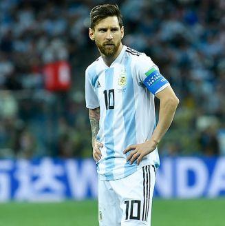 Messi, tras derrota contra Croacia en Rusia 2018