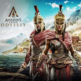 Odyssey brinda la posibilidad de elegir entre Kassandra o Alexios como personaje principal