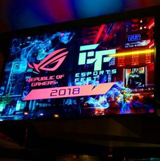 El ROG Esports Fest se realizará 8 y 9 de diciembre