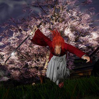 Kenshin Himura usará su estilo del Hiten Mitsurugi para pelear en Jump Force