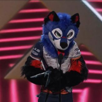 SonicFox recibió su premio utilizando su icónica botarga