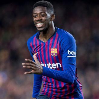 Dembélé lamenta una falla en La Liga
