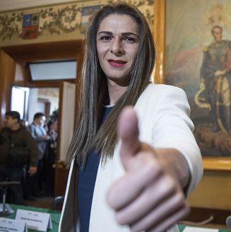 Ana Guevara tomó protesta como titular de Conade