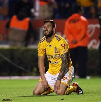 Gignac lamenta error en un juego con Tigres