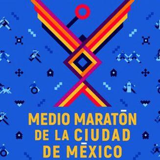 Esta será la imagen del Maratón de la CDMX 2019