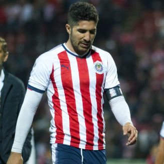 Pereira sale cabizbajo tras una derrota de Chivas