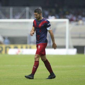 Pereira, en lamento tras partido de Chivas