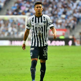 Maximiliano Meza se dirige al vestidor tras partido con Monterrey