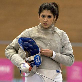 Paola Pliego previo al Festival Deportivo Panamericano 2014