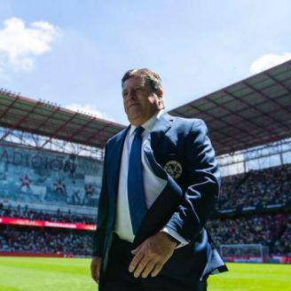 Piojo Herrera tras el partido ante Toluca