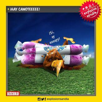 ¡Hay Camoteeee!
