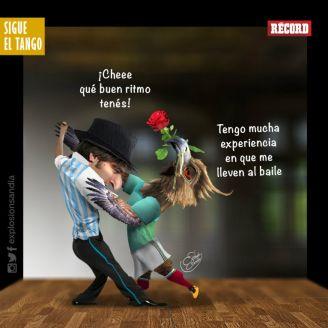 Sigue el tango