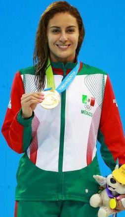 Paola Espinosa en los Juegos Panamericanos de Toronto 2015