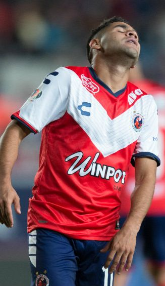 Keko Villalva se lamenta en empate del Veracruz