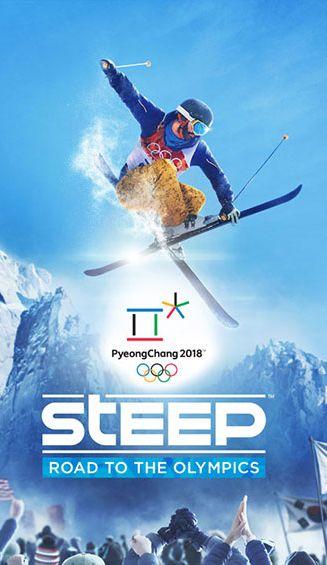 Steep: Road To The Olympics es un producto oficial de PyeongChang 2018