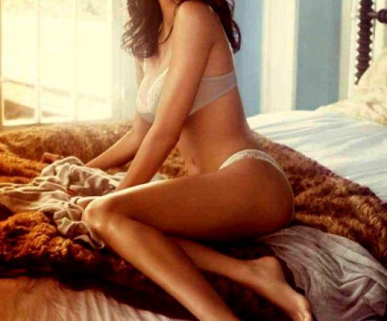 Belleza, seducción, talento y encanto fueron los ingredientes puestos sobre la mesa por la modelo Moran Atias. FOTO: EGOTASTIC
