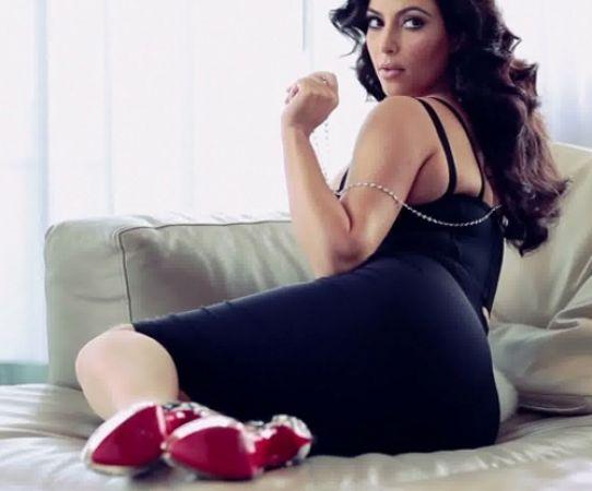 Kim Kardashian decidió complacer a su séquito de admiradores al participar en una sesión de fotos. FOTO: EGOTASTIC