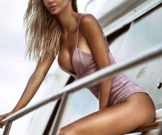 Ella es la hermosa Dajana Gudic