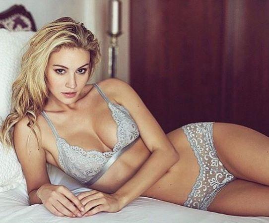 Ella es la hermosa Bryana Holly