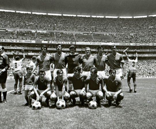 México 1970, a 50 años de la Copa del Mundo en nuestro país