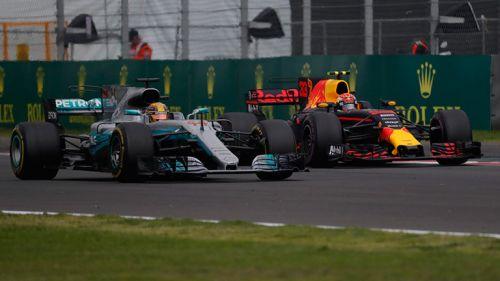 Verstappen y Bottas, líderes de la competencia