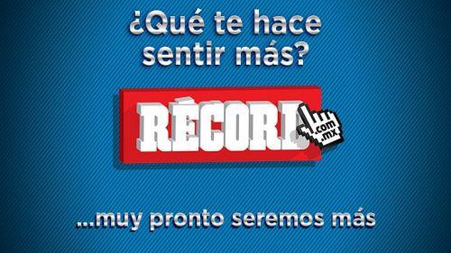 No dejes de disfrutar del nuevo RÉCORD.COM.MX
