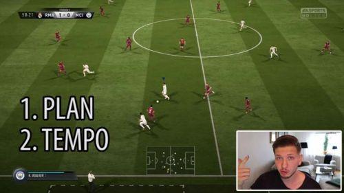 El jugador sueco da consejos en su canal oficial