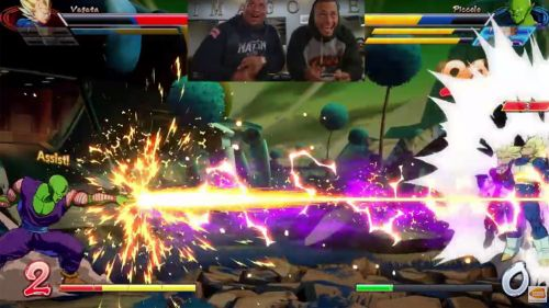 Los jugadores de Green Bay vivieron intensas batallas en Dragon Ball FighterZ