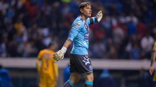Moisés Muñoz, en el juego entre Puebla y Tigres del C2018