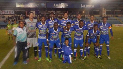 Jugadores del Club Deportivo y Social Santa Rita