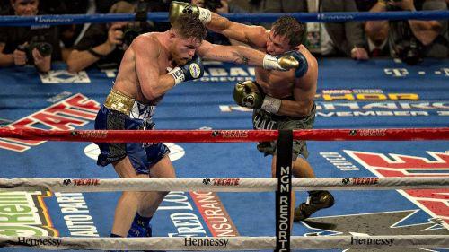 Canelo Álvarez enfrenta a Gennady Golovkin