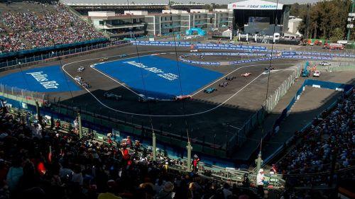 Panorámica de la Fórmula E en el Autódromo