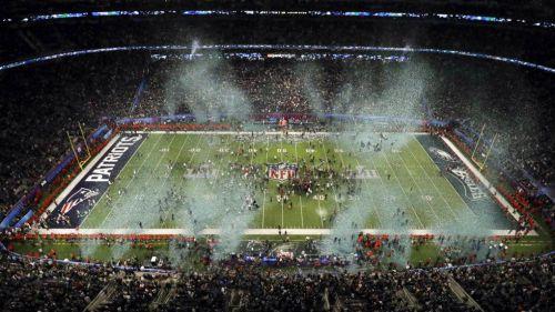 Eagles en festejo luego de ganar el SB LII