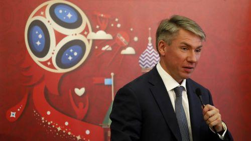 Sorokin, director general del Comité Organizador, en conferencia de prensa