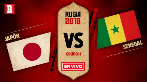 Japón se mide a Senegal en el Grupo H