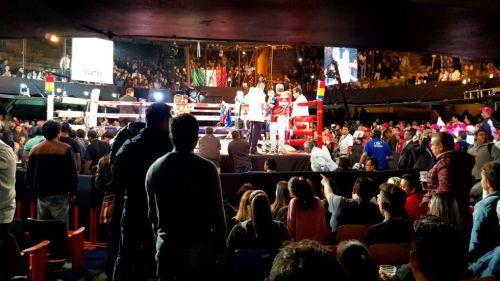 'Rocky' Hernández vence al dominicano, Marlyn Cabrera