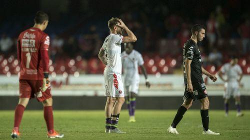 El Polaco se lamenta tras el empate frente a los Rayos