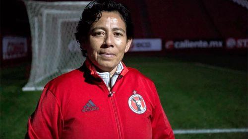 Marbella Ibarra, fundadora de Xolos Femenil
